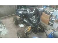 Rebuilt 110cc fully auto quad
