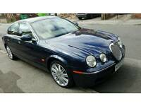 Huge Spec 2007 Jaguar S-Type 2.7 diesel great runner 12 month MOT