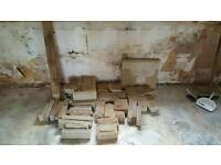 Yorkshire stone bricks for sale