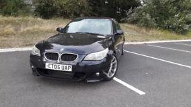 BMW 5 series M sport petrol manual 6 gear
