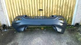 Mk 7 0959 plate fiesta rear bumper
