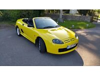 2007 MG TF 39000 miles