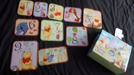 Winnie the pooh puzzles