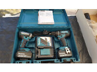MAKITA LXT 18V BRUSHLESS COMBO