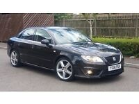 2011 SEAT EXEO 2.0TDI DPF SPORT TECH AUTOMATIC SALOON-PCO REGISTERED-UBER APROVED-83K-FSH-HPI CLEAR