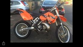 Ktm 250 exc reg as 125 exc read the add!!! No mot