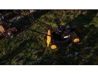 Petrol lawnmower *self propelled * Briggs and Stratton engine* swap / sell*