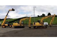 DIGGERS & TELESCOPIC FOR SALE
