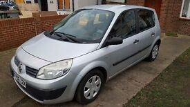 RENAULT SCENIC AUTENTIQUE --- MUST GO BY TOMORROW 06/01 BEFORE 4PM