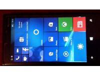 Nokia lumia 920 32gb unlocked.window 10 running