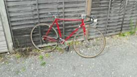 Vintage Carlton Racer early version with very nice lugs