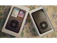 ipod classic 7th gen 160gb in superb condition