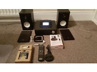 SONY NAS-E300HD GIGA JUKE HIFI, GOOD CONDITION, ORIGINAL BOX, 80GB HDD - Cash on collection only.