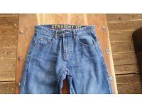 Mens Next jeans, 30 waist regular leg, nice condition