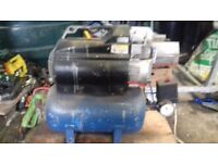 Two air compressors for sale