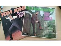 TOM JONES LP'S