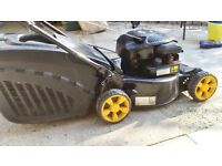 McCULLOCH LIGHT DUTY MOWER BRIGGS AND STRATTON ENGINE