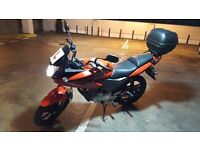Honda CBF 125 Motorbike - Great Learner commuter bike!
