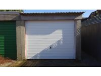 Unique opportunity to buy a secure Garage in Bramford, West Ipswich, Suffolk