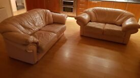 3 seater and 2 seater sofas