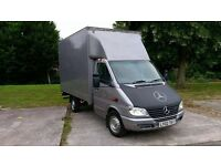 mercedes sprinter 313 luton van for sale