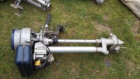 Seagull 40 outboard boat engine