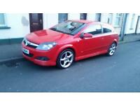 2008 Vauxhall Astra Sri+ xp body kit