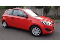 £30 Road Tax.December 2013 Hyundai i20 Classic 1249cc.mini polo clio corsa i10 i30 ds fiesta micra