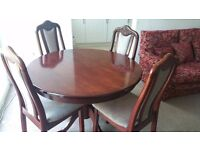 Furniture - Sofa , cot / bed , dinning table Clearing at low cost