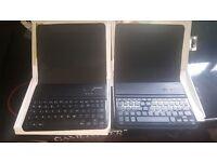 "Samsung Tablet / iPad wireless keyboards 10"""