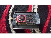 MSI R7 370 OC 4GB - Warranty Replacement Unused