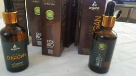 100% argan oil pur