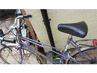 Vintage 1990s French Lapierre Bike