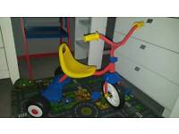 Kids trike, excellent condition, used indoors only.