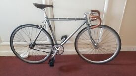 Fuji Feather fixed gear/single speed bike - perfect condition