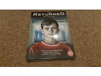 The Returned - Series 1 - Complete (DVD, 2013, 3-Disc Set) brand new sealed