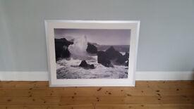 Scenic Coastal Artwork/Print - Great condition