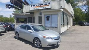 2013 Acura TL Base - LEATHER! SUNROOF! BLUETOOTH!