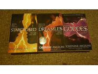 Star-crossed, dreamles and goddes book