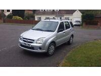 Suzuki ignis 2006 06 reg Automatic low Miles full service history £925
