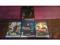 The Ultimate Bourne Collection Blu-ray 3-disc set
