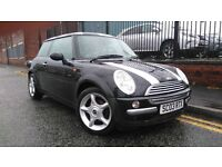2003 MINI Hatch 1.6 One 3dr Hatchback, Warranty and AA Breakdown available, £1,595