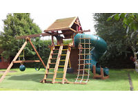 Rainbow King Kong Castle Package 2 Play System with 360deg Spiral Slide and many extras