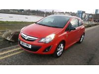 Vauxhall Corsa 2013 1.2 petrol only 26000 miles