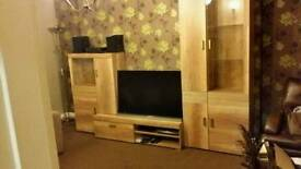 TV Wall Unit Entertainment Centre