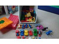 Duplo / big Lego / mega blocks
