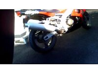 1999 kawasaki zx6r 600 ninja,great condition,well looked after drives great.