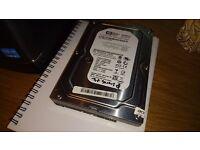 Western Digital WD Caviar 320GB Internal 7200rpm SATA HDD WD3200AAJS