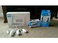 Nintendo Wii, Games & Controllers