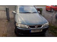 Vauxhall vectra v6 2.6 SRI